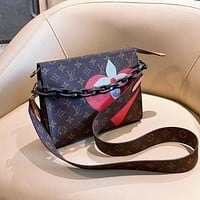 Louis Vuitton LV Explosion Trend Print Classic Shoulder Bag