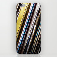 My life is a song iPhone & iPod Skin by Olivier P.