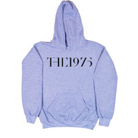THE 1975 funny hoodie for unisex by senandung
