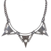 Divergent Collection:  The Dauntless Necklace