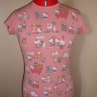 Hello Kitty And Friends Shirt Sanrio Lovely by MiraSushi on Etsy