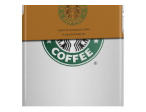 UnOfficial - Starbucks Coffee Cup iPhone Cases & Skins
