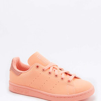 adidas Originals Stan Smith Adicolour Coral Trainers - Urban Outfitters