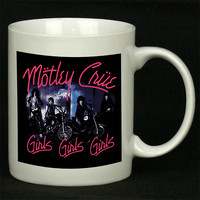 motley crue For Ceramic Mugs Coffee *