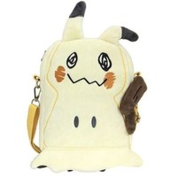 Mimikyu Light Yellow Plush Crossbody