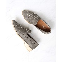 Final Sale - Miracle Miles - Scotti Studded Low Cut Ankle Boots