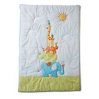 Funny Friends Coverlet