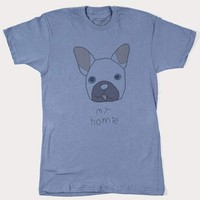 FRENCHIE GRAPHIC TEE - SLIM FIT