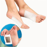 5Pack(=10Pcs) Detox Foot Patch Bamboo Pads Patches With Adhersive As Seen On TV Health Care for Feet