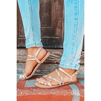 Daytime Dreamers Sandals: Multi