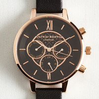 Key to Punctuality Watch by ModCloth