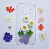 dry flower note 4 case, Clear Samsung Galaxy note 5 Case, Samsung Galaxy note 4 Case ,flower Galaxy note 5 case , floral samsung galaxy case