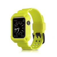 YIFALIAN All in 1 Silicone band strap for apple watch 42mm 38mm bracelet wrist band watch watchband For iwatch 2/1