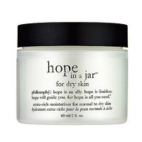 philosophy Hope In A Jar Therapeutic Moisturizer For Dry Sensitive Skin (2 oz)