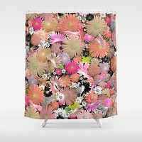 Shower Curtain 'C-floral'