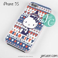 hello kitty cute aztec Phone case for iPhone 4/4s/5/5c/5s/6/6 plus