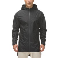 Hipora® City Trek Waterproof Jacket - Black