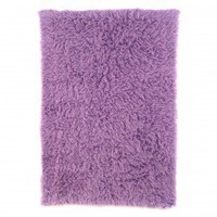 nuLOOM Flokati Lilac Shag Rug - FS07 - Blue and Purple Rugs - Area Rugs by Color - Area Rugs