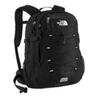 The North Face Borealis Laptop Backpack One Size Graphite Grey Smokey Ombre Print
