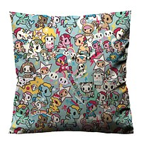 TOKIDOKI HOT BABYS Cushion Case Cover
