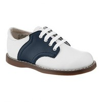 Vintage Inspired Girls Clothes Little Girls Oxford Saddle Shoes   Vindie Baby