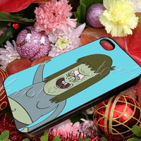 Regular Show Muscle Man's - for iPhone 4/4s, iPhone 5/5s/5c, Samsung S3 i9300, Samsung S4 i9500 Hard Case