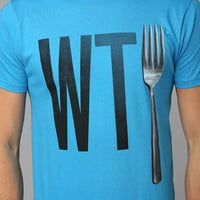 W.T. Fork Tee