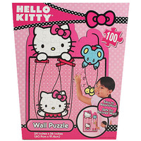 Hello Kitty Wall Puzzle [100 Pieces]