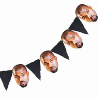 Kanye West- Party Banner