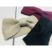 Just for Warmth Headwrap: Multiple Colors