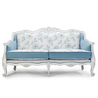 Upholstered cotton sofa OLEANDRO Countrylife Collection by Exedra Furniture