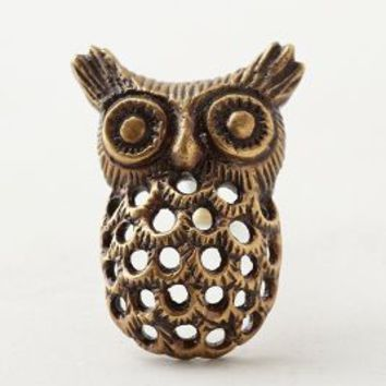 Forest Critter Knob by Anthropologie