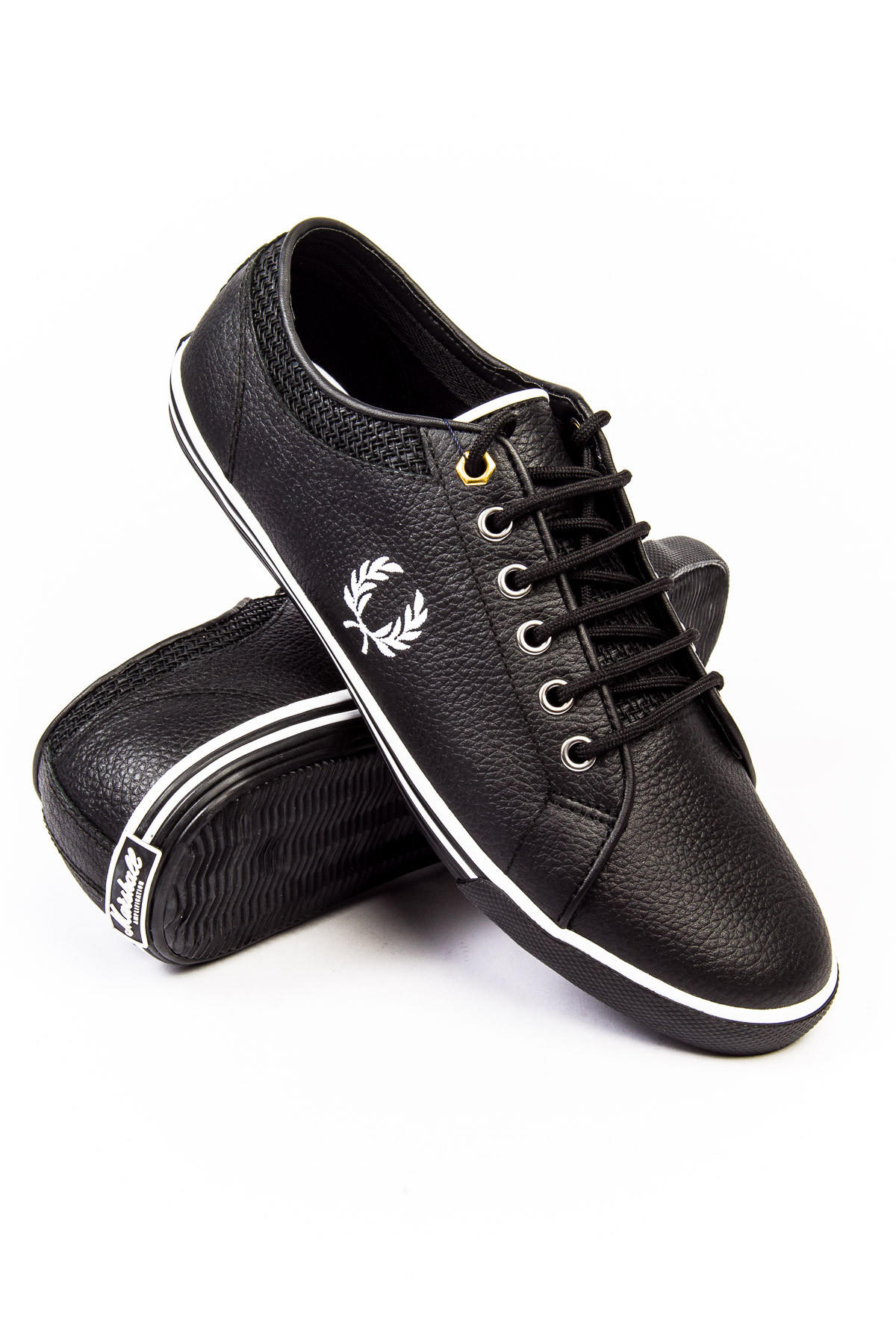 Fred Perry Kingston Leather X Marshall