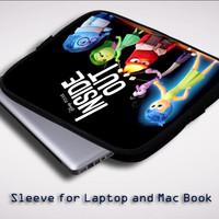 Inside Out Sleeve for Laptop, Macbook Pro, Macbook Air (Twin Sides)