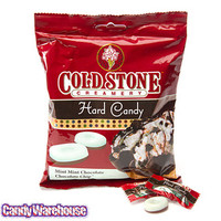 Coldstone Ice Cream Hard Candy Bags - Mint Mint Chocolate Chip: 12-Piece Case