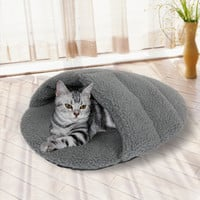 Cat Bed 3 Colors New Free Shipping House For Cats Dogs Warm Bed For Pets Pawz Road Bed Products For Dogs House Cat Basket