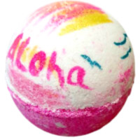 ALOHA HAWAII SHEA INFUSED BATH BOMB