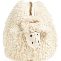 Tory Burch 'Larry the Lamb' Faux Shearling Bag Charm | Nordstrom