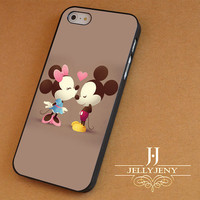 Mickey And Minnie cocolate iPhone 4 5 5c 6 Plus Case | iPod 4 5 Case