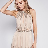 Free People Dancing with Diamonds Top