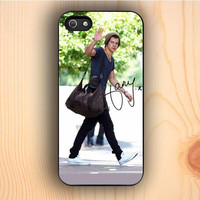 Dream colorful One Direction Harry Styles Hello iPhone 5 Case