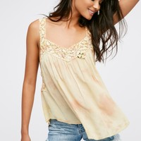 Free People Paradise Mate Washed Cami
