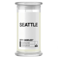 Seattle City Candle