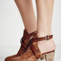 Free People In the Clear Ankle Boot