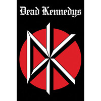 Dead Kennedys Domestic Poster