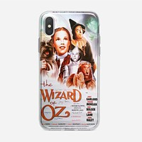Wizard Of Oz Movie Poster iPhone XS Case