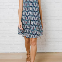 Sahara Trapeze Dress-FINAL SALE
