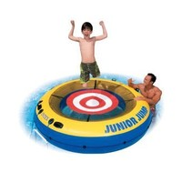 INTEX Junior Jumper Inflatable Tube Water Trampoline:Amazon:Toys & Games