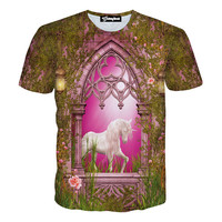 Princess Unicorn Tee