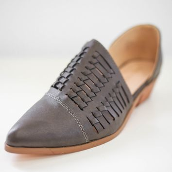 Mitzi Loafers - Olive